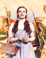 Judygarlandasdorothygalefromthewiza